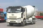 FAW 6*4 12CBM concrete mixer truck