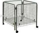 folding metal cage
