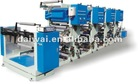 Automatic Plastic Printing Machine, Gravure Model With Multi-color, Yaskawa Inverter Control