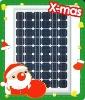 solar system 185w mono solar panels with UL TUV IEC CE