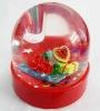 snow globe souvenirs