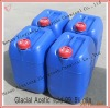 Glacial acetic acid 99.5%min factory exporting