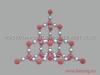 SiO2 Crystal Model