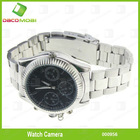 Cool Style Wrist Watch Camera with Built-in 8GB Memory
