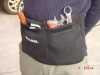Portable neoprene waist tool Belt