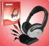 2011 hot selling and high quality wireless headphone