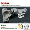 inset 35mm cup 2 way slide on soft close hinge for cabinet