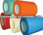 Galvanized color steel roll
