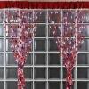 pomppon string curtain