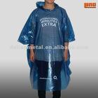 plastic pvc rain coat