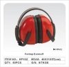 adjustable Fold up Earmuff earplug