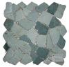 Slate mosaic tiles 028