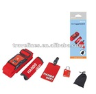 4-in-1 Luggage Security Kit