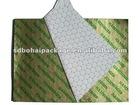 beer label aluminum foil paper
