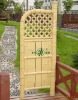 Japanese style bamboo door product