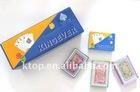 2012Environmental poker card/playing cards