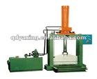 hydraulic rubber cutter in qingdao
