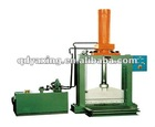 hydraulic rubber cutter in qingdao