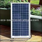 160W pv solar panel