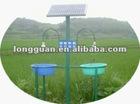 LG Solar insect-killing lamp