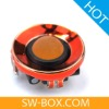 For BlackBerry 8100 8300 8800 Trackball Joystick With Orange Ring