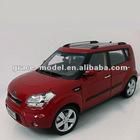 1 18 scale oem 2010 kia soul die cast model toy car