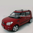 1 18 scale oem 2010 kia soul die cast model toy car