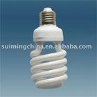 T3 Half Spiral Energy Saving Lamp(high quality three-brand phosphor )