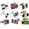 Promotion cuff links