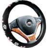Flower Car Steering Wheel Covers