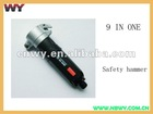 Multi-Function Safety Hammer