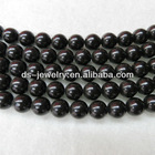 12mm Natural Black Coral Round Beads Wholesale