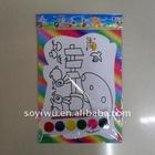 DIY Sand Art - Children Toy Animal Image Art