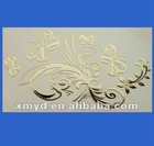 Supply Thin Metal Nickel Sticker With Gold For Decoration Manufacturer