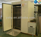IQF blast freezer for bread&cake processing