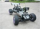 Gas power rc car with 1/5 scale