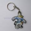 rubber key chain- key accessories