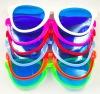 plastic novelty glasses/ party glasses/cheap glasses/ new glasses