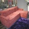 2011 modern fabric sofa set design