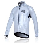 2012 White color Monton New Arrival Cycling Windbreaker/Cycling Rain Jacket