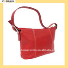 2011 hot!MEDIUM RED pu leather bag(YXSPB-11091715)