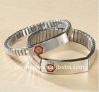 Steel Medical Id Bracelet