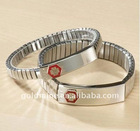 Steel Medical Id Bracelet