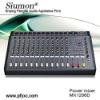 MX1206D Audio Mixer
