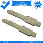 YM 15 Benz car key blade,top model,international standard dimention,brass material