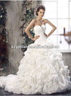 Hot Sale Sweet Heart Ball Gown Designer Wedding Gowns