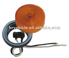 2.5''Bulb Round Marker Light for truck,trailer