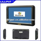 """Lilliput 7"""" Embedded Touch Computer GPS Navigator with WinCE 5.0"""