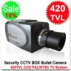 Surveillance Security 420TVL Sharp CCTV Mini CCD BOX CAMERA + 8MM Lens