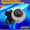 Vandal-proof Dome IR IP PLC Camera